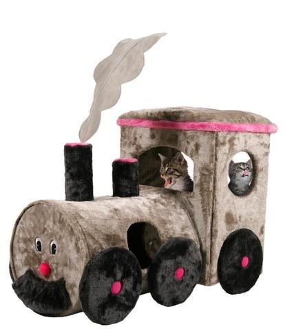 5 arbres chat qui feront le bonheur de vos petits f lins - Tchou tchou le train ...