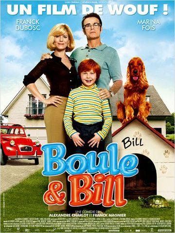 Boule & Bill : Gagnez des places de cinéma et des goodies ! (Concours)