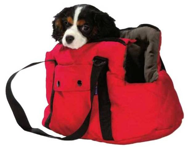 sac transport promenade chien