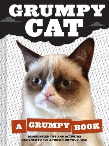 Grumpy cat : le chat ronchon dit non à l'alcool !