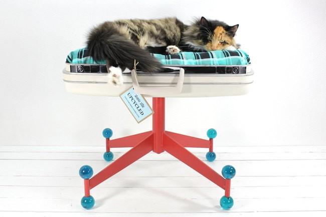 coussins, lits pour chats