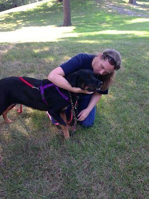 Elle retrouve son chien volé 5 ans après sa disparition