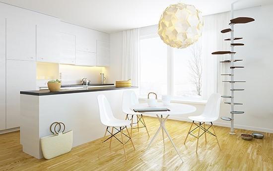 arbre chat cr ez vous m me le mod le de vos r ves conso wamiz. Black Bedroom Furniture Sets. Home Design Ideas