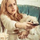 Qu'est-ce qui capte l'attention d'un chien quand il regarde la télévision ?