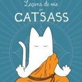 Catsass, le chat le plus impertinent du Web sort son premier livre… et ça risque de vous plaire !