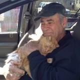 Depuis 22 ans, cet homme s'occupe quotidiennement de chats errants !