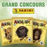 Gagnez des albums Panini Animaux !