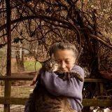 A 72 ans, elle vit avec 300 chats. Folle ? Non, passionnée ! (Photos)