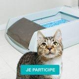 Testez la litière pour chat ScoopFree® PetSafe® !