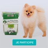 Testez les p'tits pots pour chien de Dr FoodLittle !