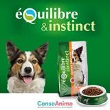 Testez les croquettes de viandes fraîches à la volaille Equilibre & Instinct avec votre chien