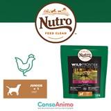 Testez les croquettes Nutro Wild Frontier à la dinde et au poulet avec votre chiot