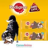 Testez les récompenses PEDIGREE® GOODCHEW™ avec votre chien