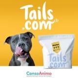 Testez les croquettes sur mesure tails.com avec votre chien