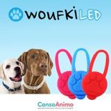 Testez WOUFKI LED avec votre chien