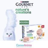 Testez les boîtes Gourmet™ Nature's Creations Mousse