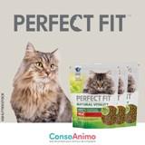 Testez les croquettes Natural Vitality pour chats