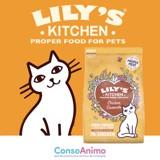 Testez les croquettes au poulet, légumes et herbes avec votre chat adulte