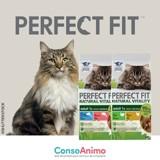 Testez les sachets fraîcheur PERFECT FIT™ Natural Vitality avec votre chat