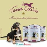 Testez gratuitement les menus TERRA CANIS avec votre chiot