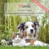 QUIZ : Vous donnez une alimentation naturelle à votre chien ou à votre chat ? Votre avis nous intéresse...
