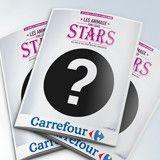 Profitez de promos complètement wouf et faites de votre animal l'égérie du catalogue Carrefour !