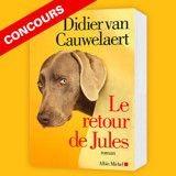 Concours : gagnez un exemplaire dédicacé du roman Le retour de Jules !