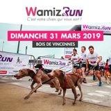 Wamiz Run 2019 : c'est votre chien qui vous sort le dimanche 31 mars au bois de Vincennes !