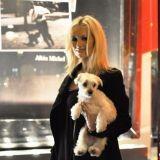 Adriana Karembeu et son chien Tarzan, stars du Gala de la truffe !