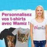 La photo de votre animal sur un t-shirt, un sac ou une tasse ? L'idée cadeau de Noël de Wamiz !