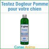 Testez gratuitement le shampoing pour chien Dogteur !