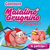 Concours : avez-vous gagné un jouet Maialino Grugnino pour votre chien ?