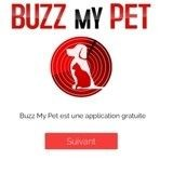 Buzz my Pet: une application pour retrouver les animaux perdus