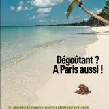 Paris lutte contre les crottes de chien