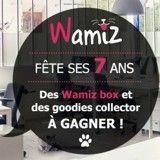 Concours 7 ans de Wamiz: avez-vous gagné des cadeaux pour votre animal?