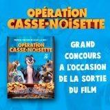 Gagnez des places pour le film Opération Casse-Noisette !