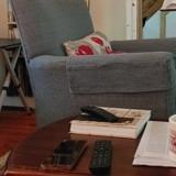 Photo d'un chat caché dans un salon : moins de 10% des gens parviennent à le trouver !