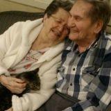 Des chats en visite dans une maison de retraite font le bonheur de personnes âgées