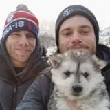 JO 2018 : Le skieur américain Gus Kenworthy adopte un chien d'une ferme à viande
