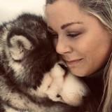 Elle doit euthanasier son Malamute et exauce le dernier souhait de son chien avant de lui faire ses adieux