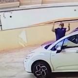 Il voit un chien tomber du 8e étage d'un immeuble et réussit l'impensable (Vidéo)