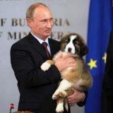 Trouvez un nom pour le chien de Vladimir Poutine