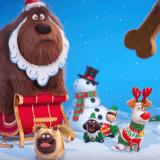 Les drôles d'animaux du film Comme des Bêtes vous souhaitent de Joyeuses Fêtes !
