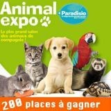 Concours Animal Expo : avez-vous gagné ?