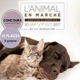 Concours : Tentez de remporter une place pour assister à « l'animal en marche », l'événement de la rentrée !