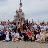 Quand les chiens guides d'aveugles s'invitent à Disneyland Paris!