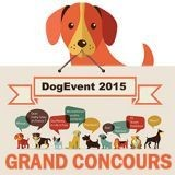 Gagnez votre entrée pour DogEvent 2015 !