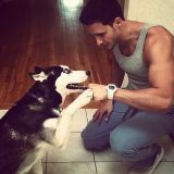 Comment un jeune vétérinaire et son Husky ont fait craquer le web