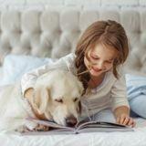 Pour gagner en confiance en eux, ces enfants lisent leurs histoires préférées à des chiens