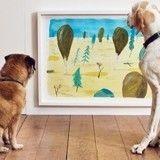 Une exposition d'art contemporain entièrement dédiée… aux chiens !